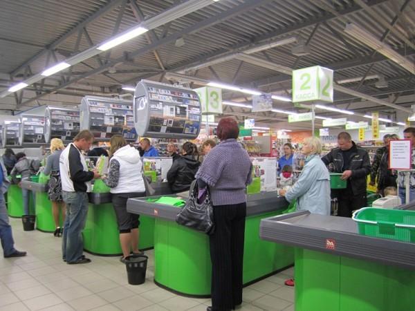 магазин зеленый бор